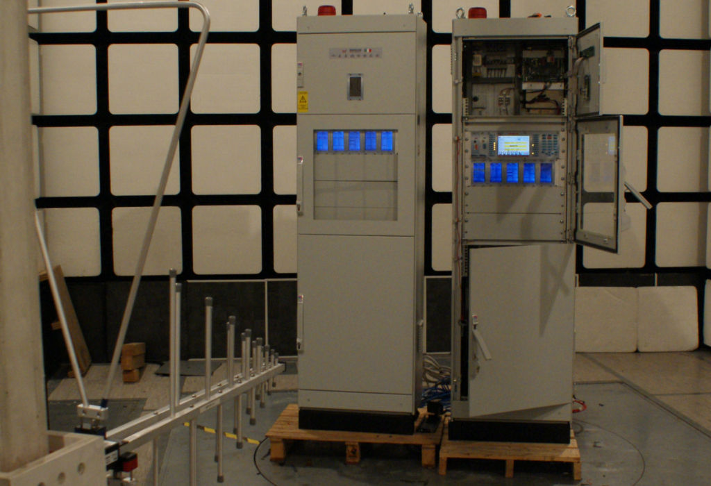 fire gas research and development