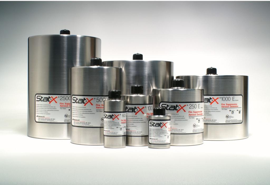 Area test aerosol