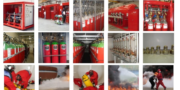 commissioning fire and gas