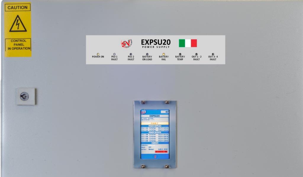 EXPSU20 EN54-4